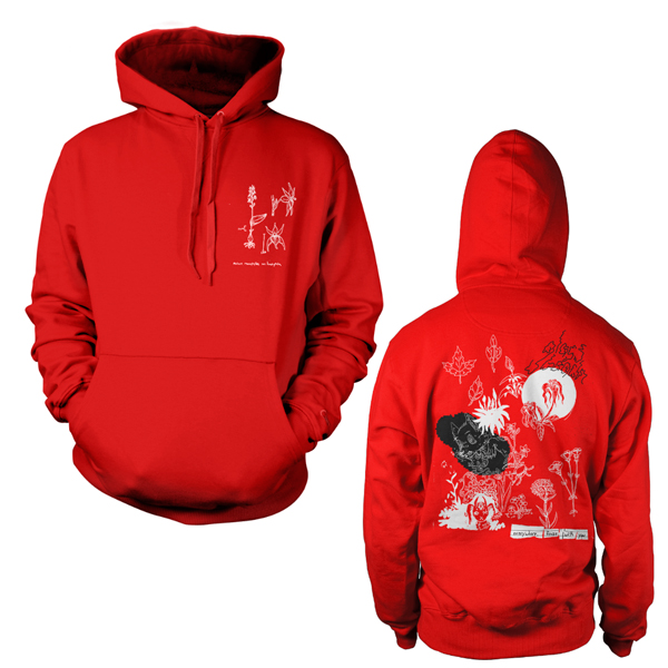 glass beach 'Everywhere Hoodie'