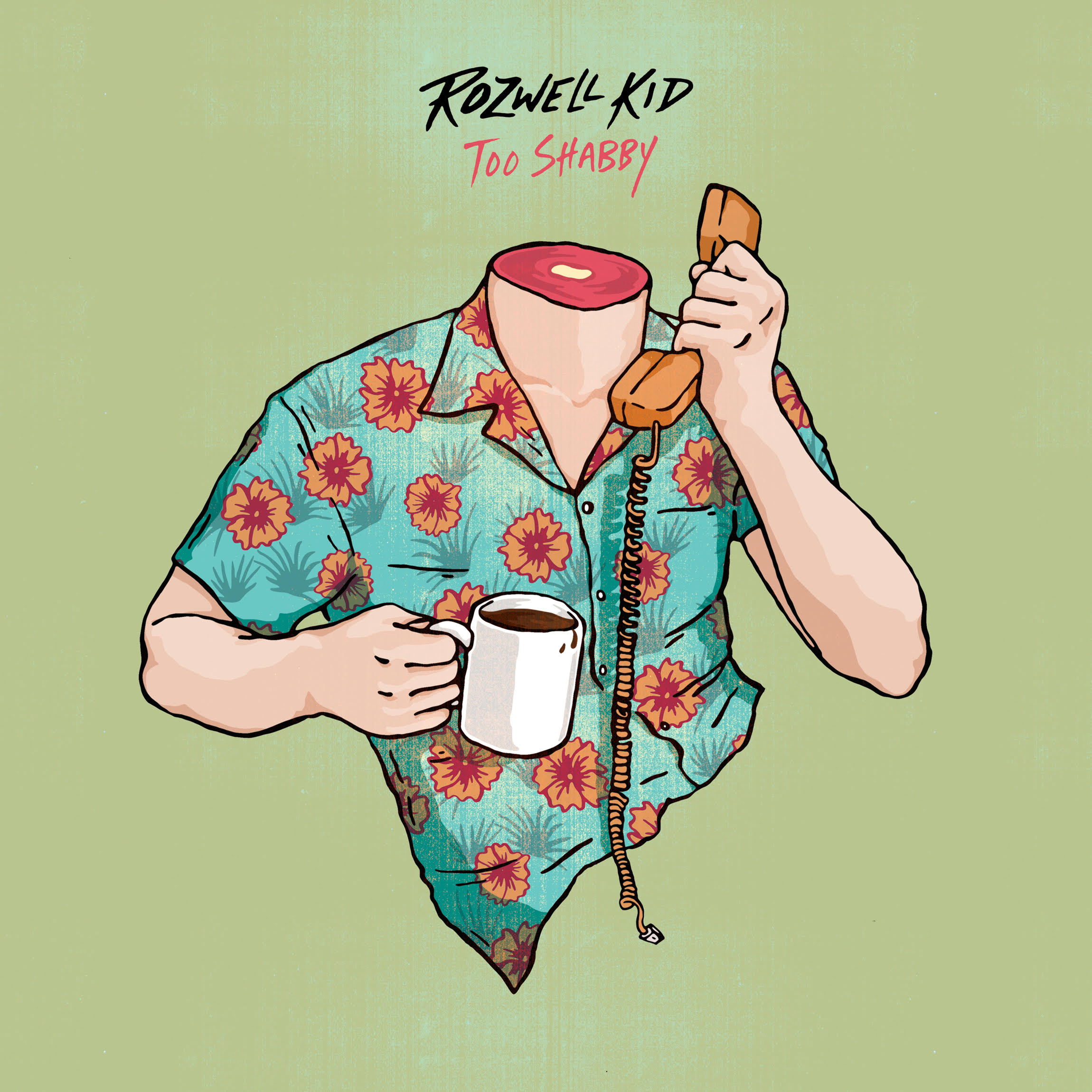 Rozwell Kid - Too Shabby LP