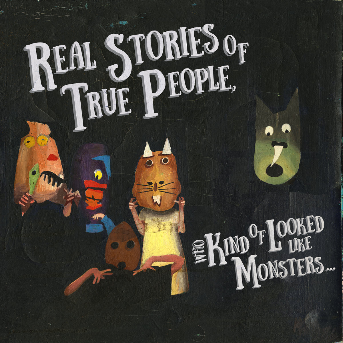 Oso Oso - Real Stories of True People, Who Kind of Looked Like Monsters LP