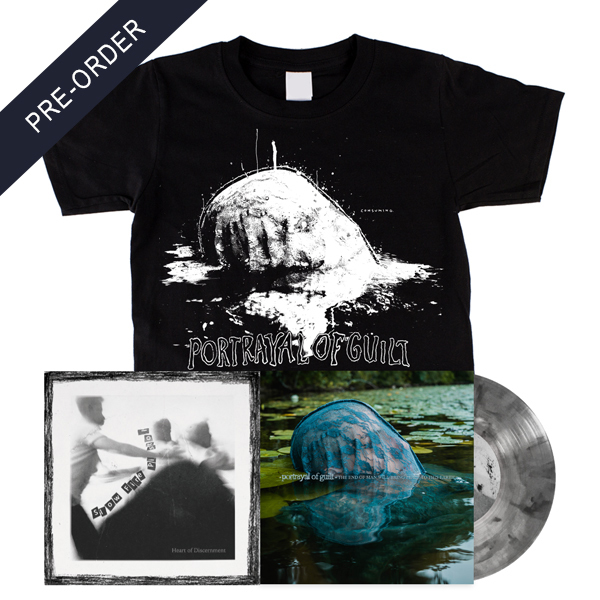 Portrayal of Guilt - Shirt Bundle