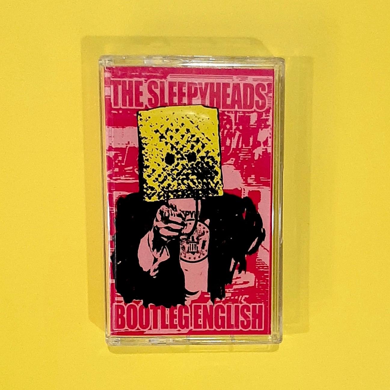 The Sleepyheads - Bootleg English (Middle Finger Records / Nine Iron)