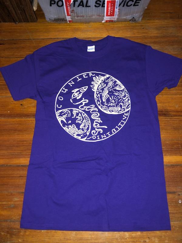 CIRecs Purple Shirt