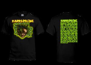 Lil Jasper Green NappyPride T-Shirt