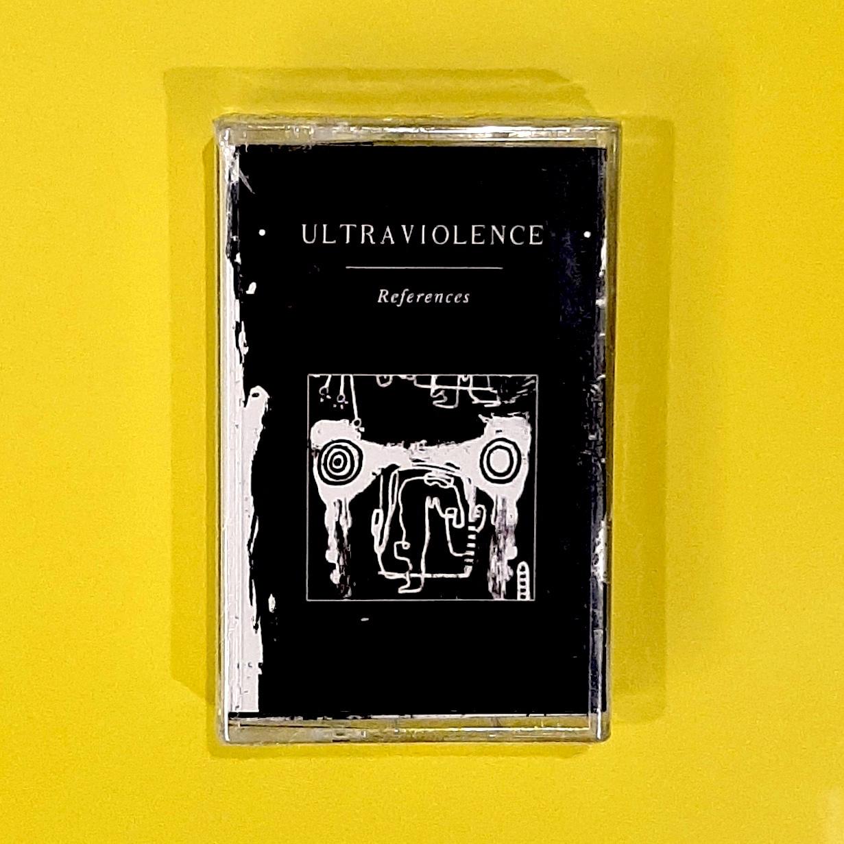 Ultraviolence - References (Gerpfast Records)