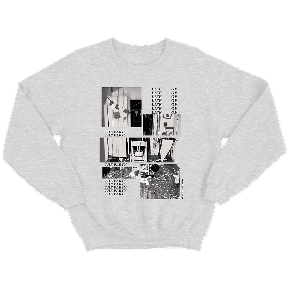 Life of the Party Crewneck