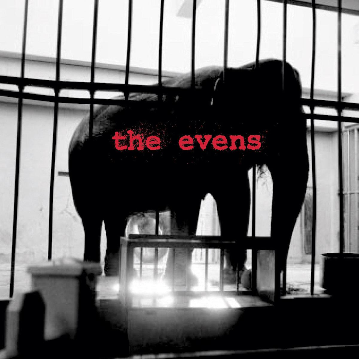 The Evens - s/t LP