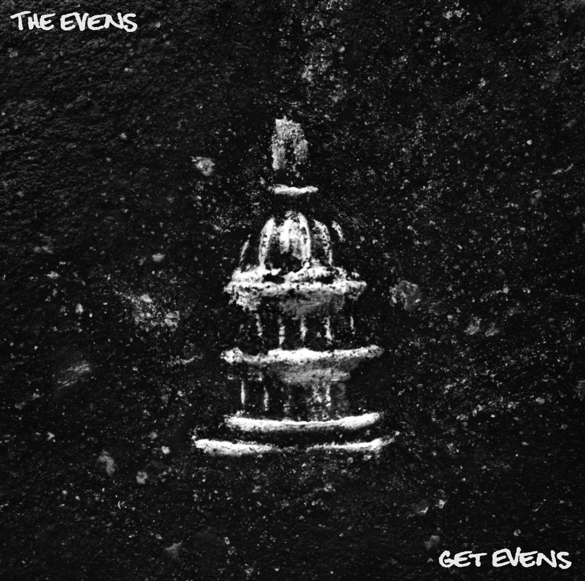 The Evens - Get Evens LP