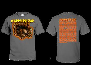Lil Jasper Orange NappyPride T-Shirt