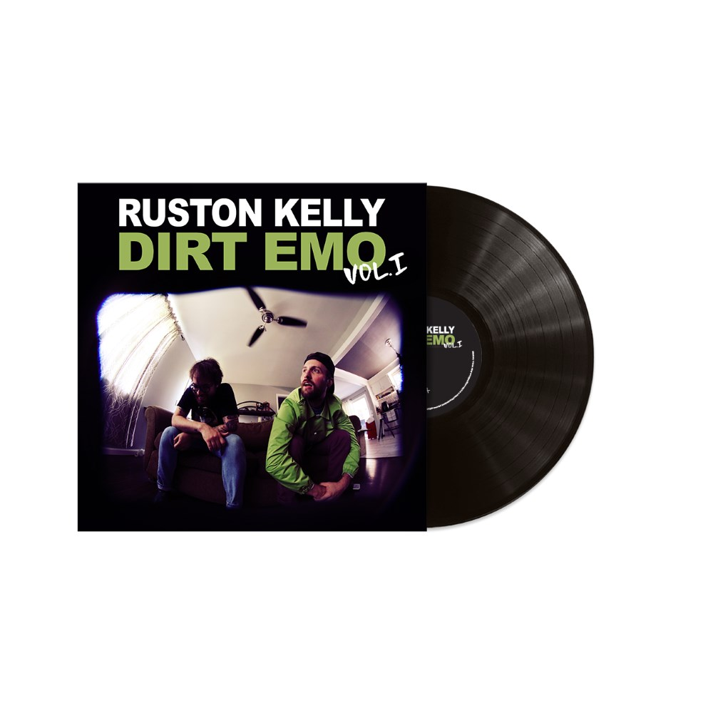 Dirt Emo Vol. 1 black vinyl or album download