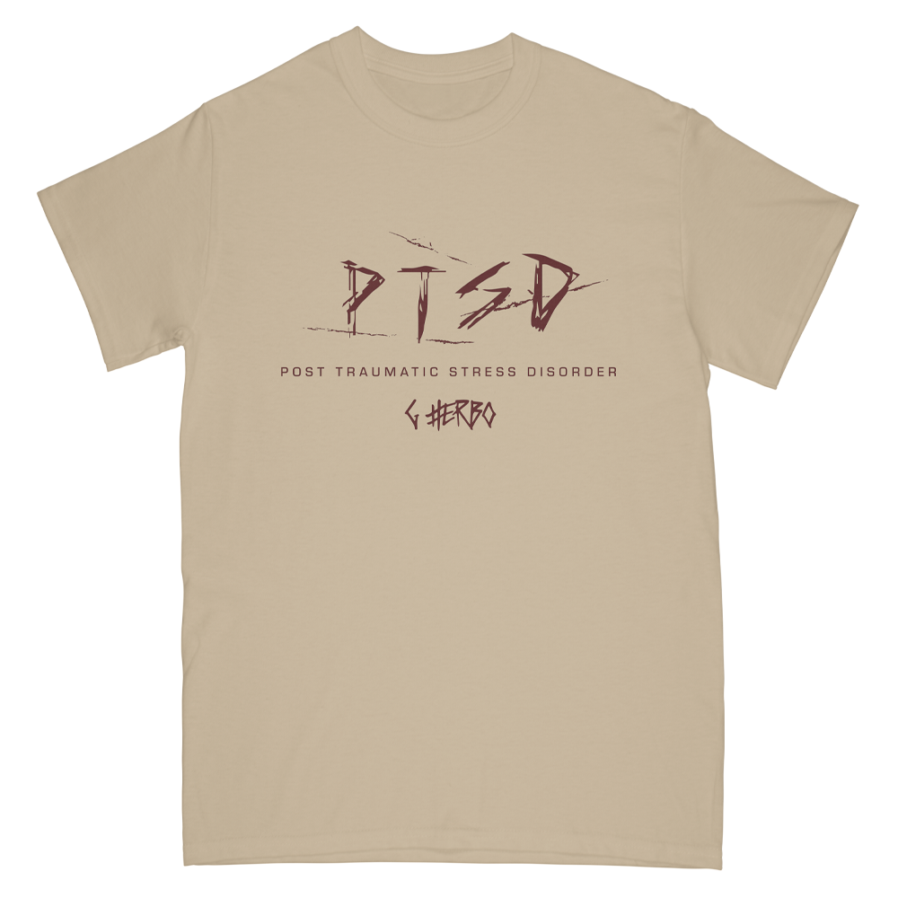 PTSD Tee + Digital Download