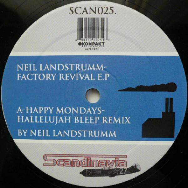 Neil Landstrumm – Factory Revival E.P (Scandinavia)