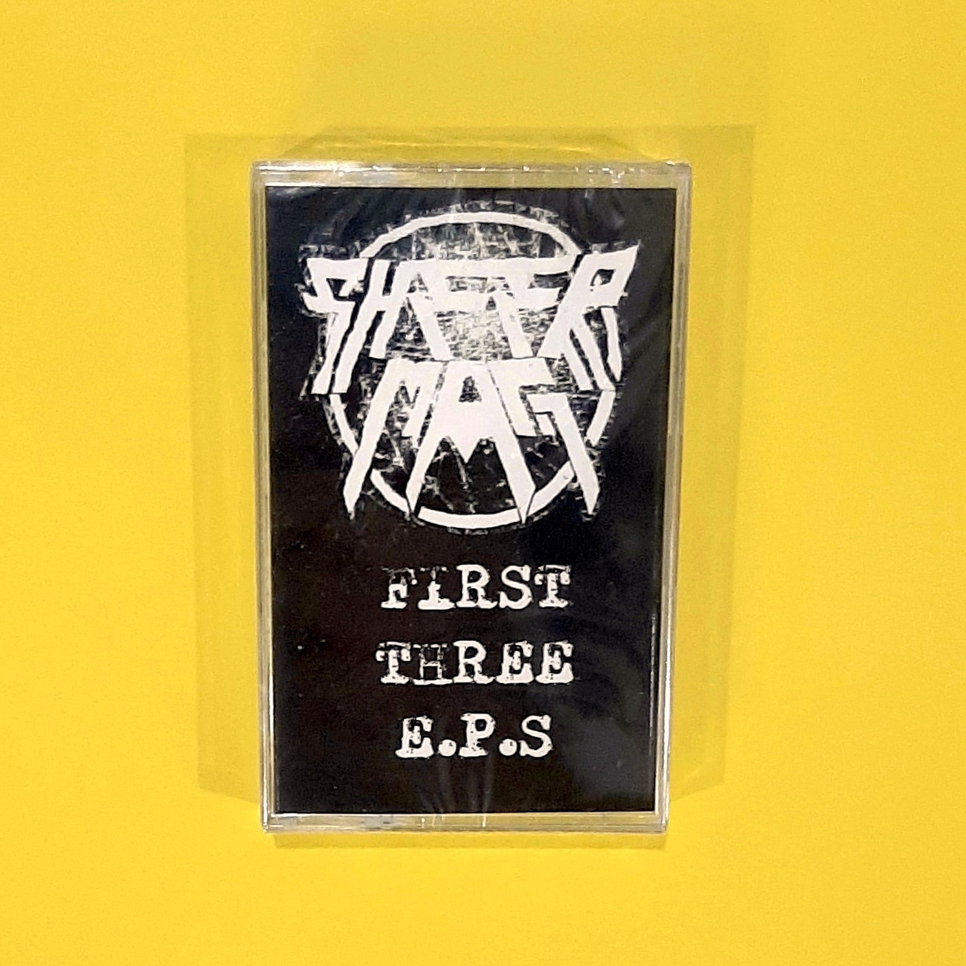 [SOLD] SHEER MAG - First Three E.P.s (Get Better Records)
