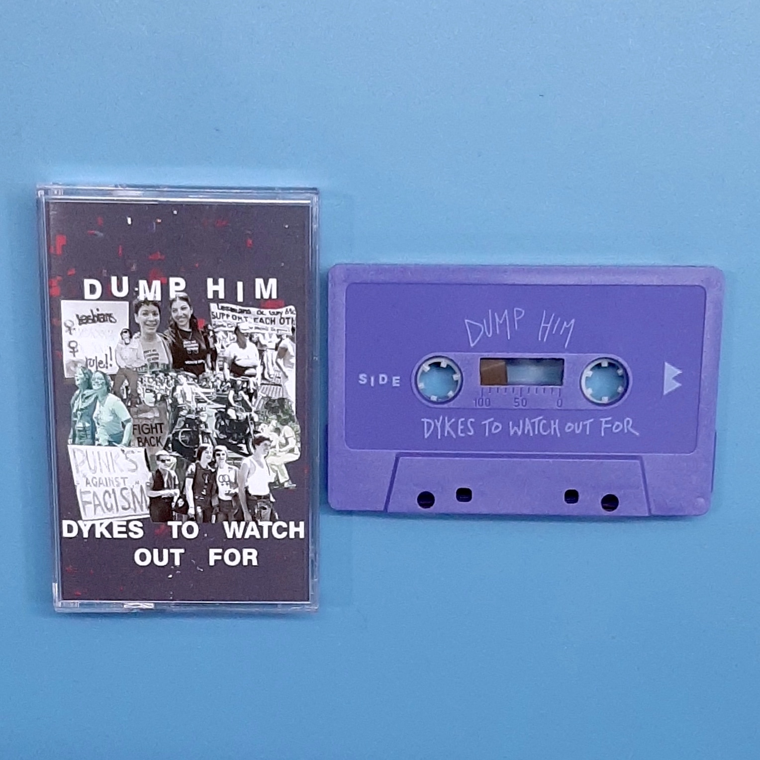 DUMP HIM - Dykes to Watch out For (Get Better Records)