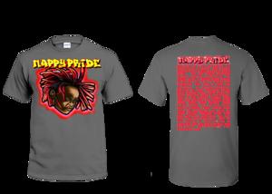 Lil Jasper Hot Pink NappyPride T-Shirt