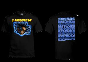 Lil Jasper Blue NappyPride T-Shirt