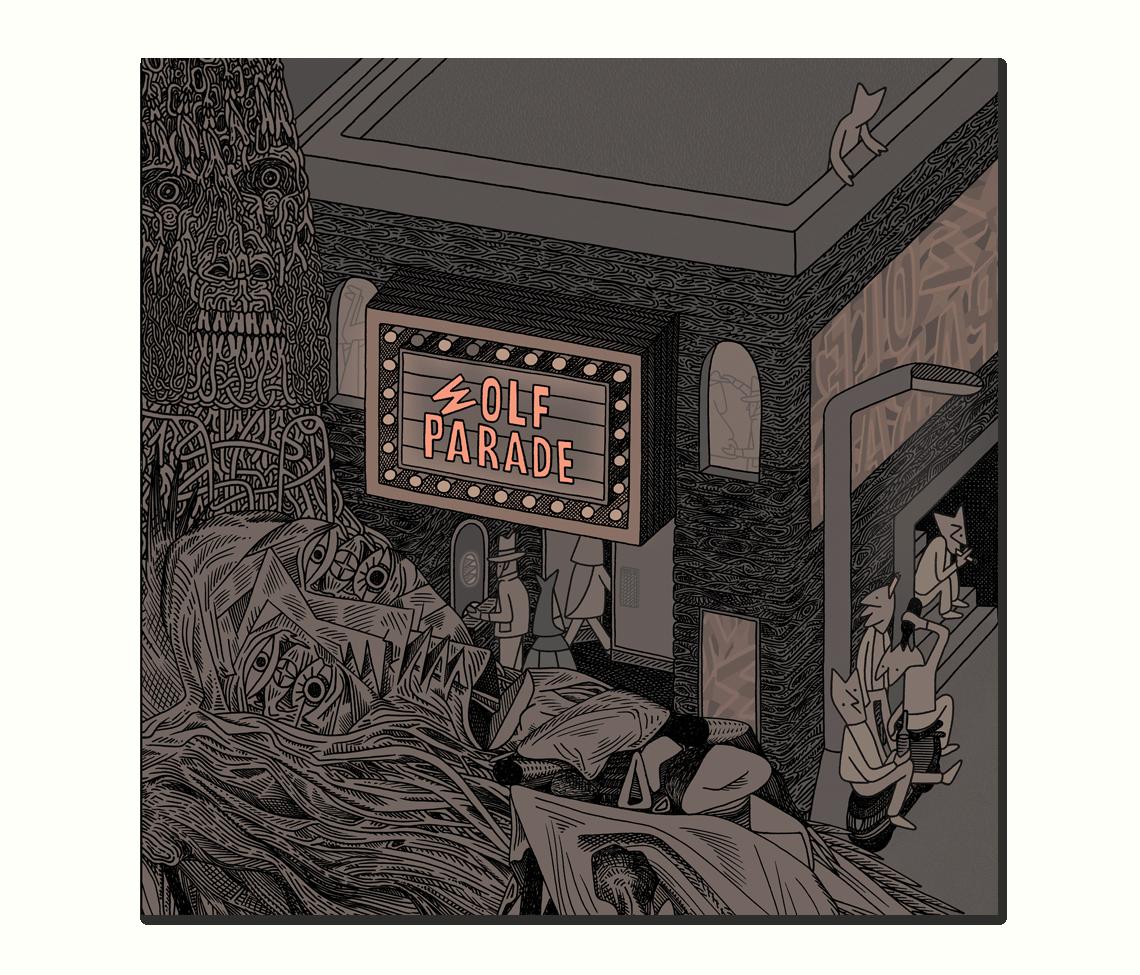 Wolf Parade 10'' Vinyl