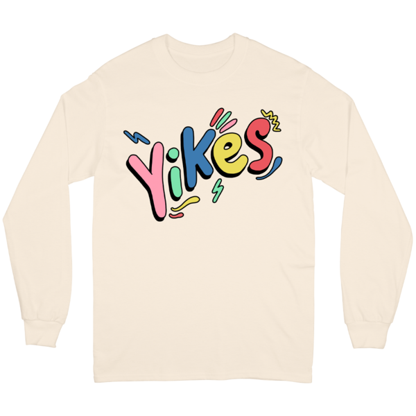 Yikes Long Sleeve - Natural