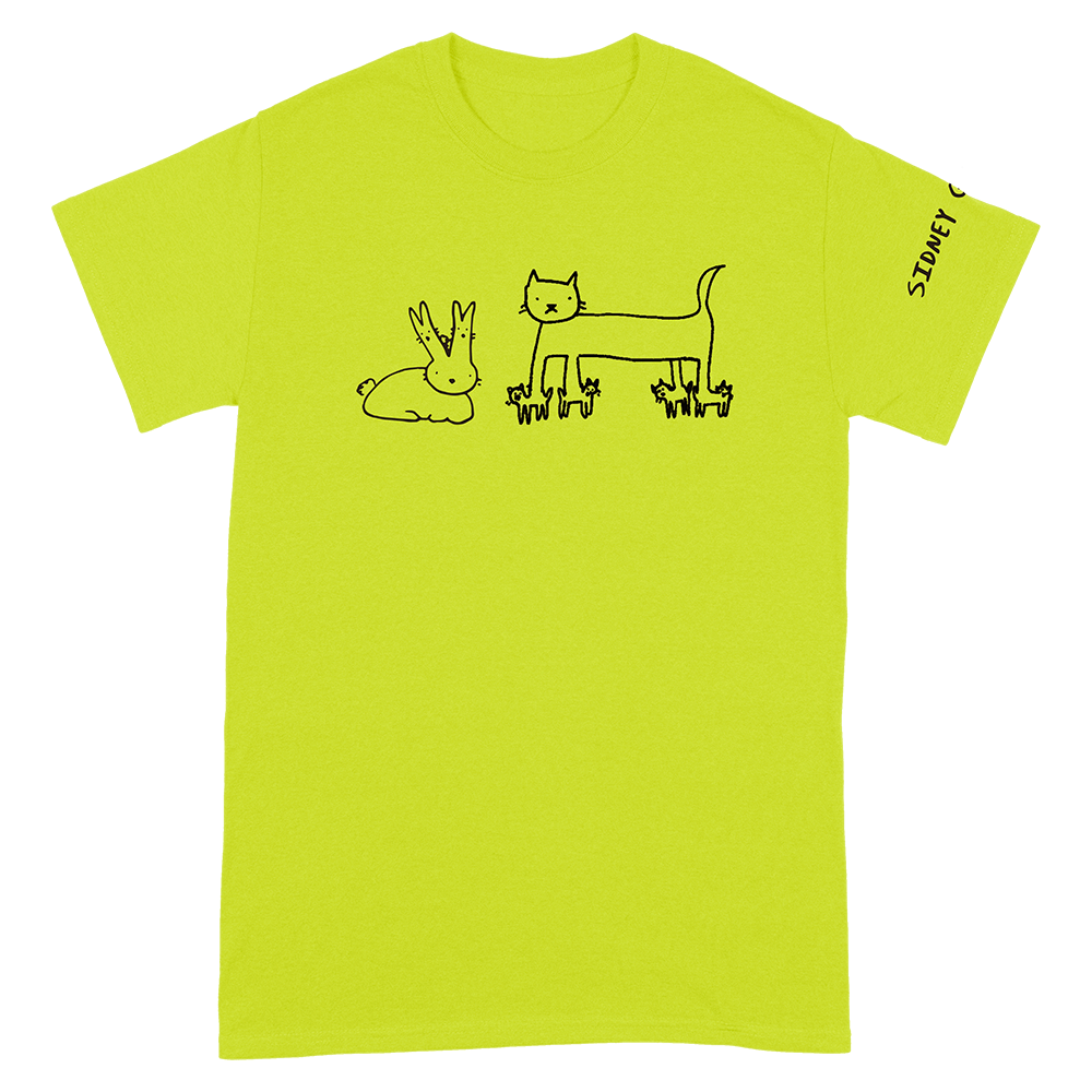Cat Rabbit Tee