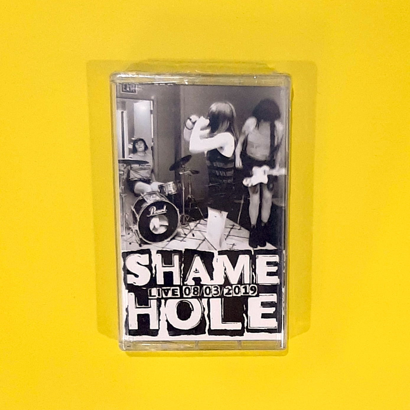 SHAME HOLE - LIVE 8​/​3​/​2019 (Gerpfast Records)