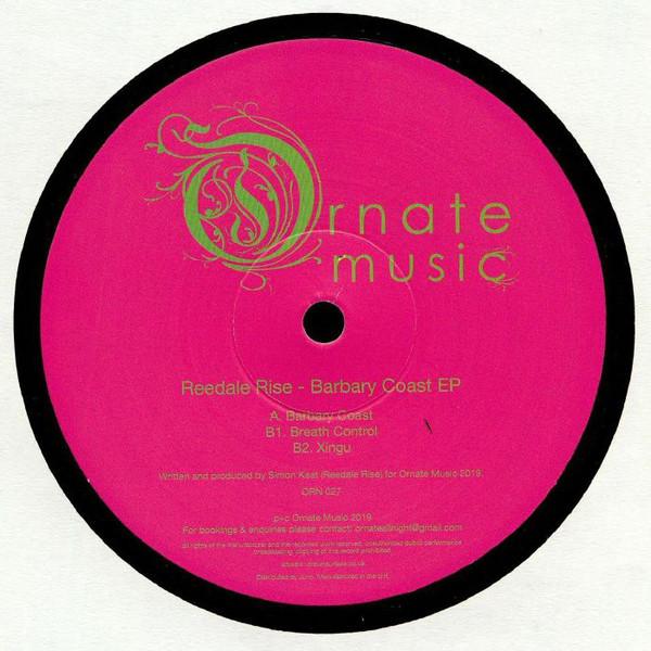 Reedale Rise – Barbary Coast EP (Ornate Music)