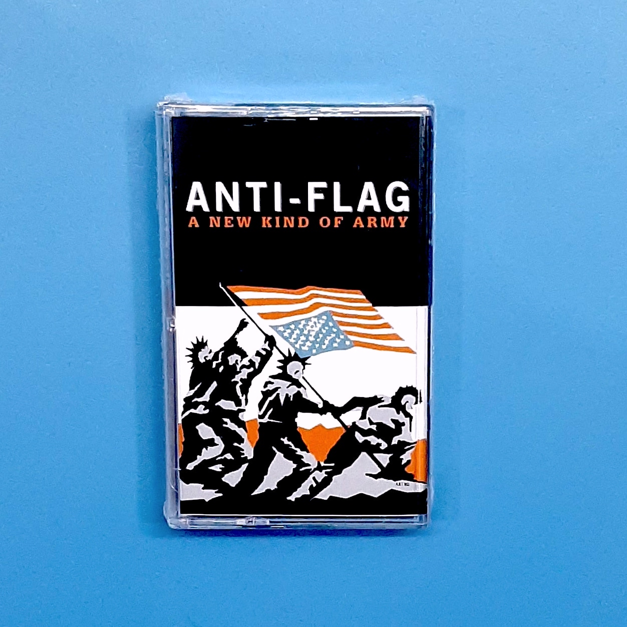 Anti-Flag - A New Kind of Army (Get Better Records)