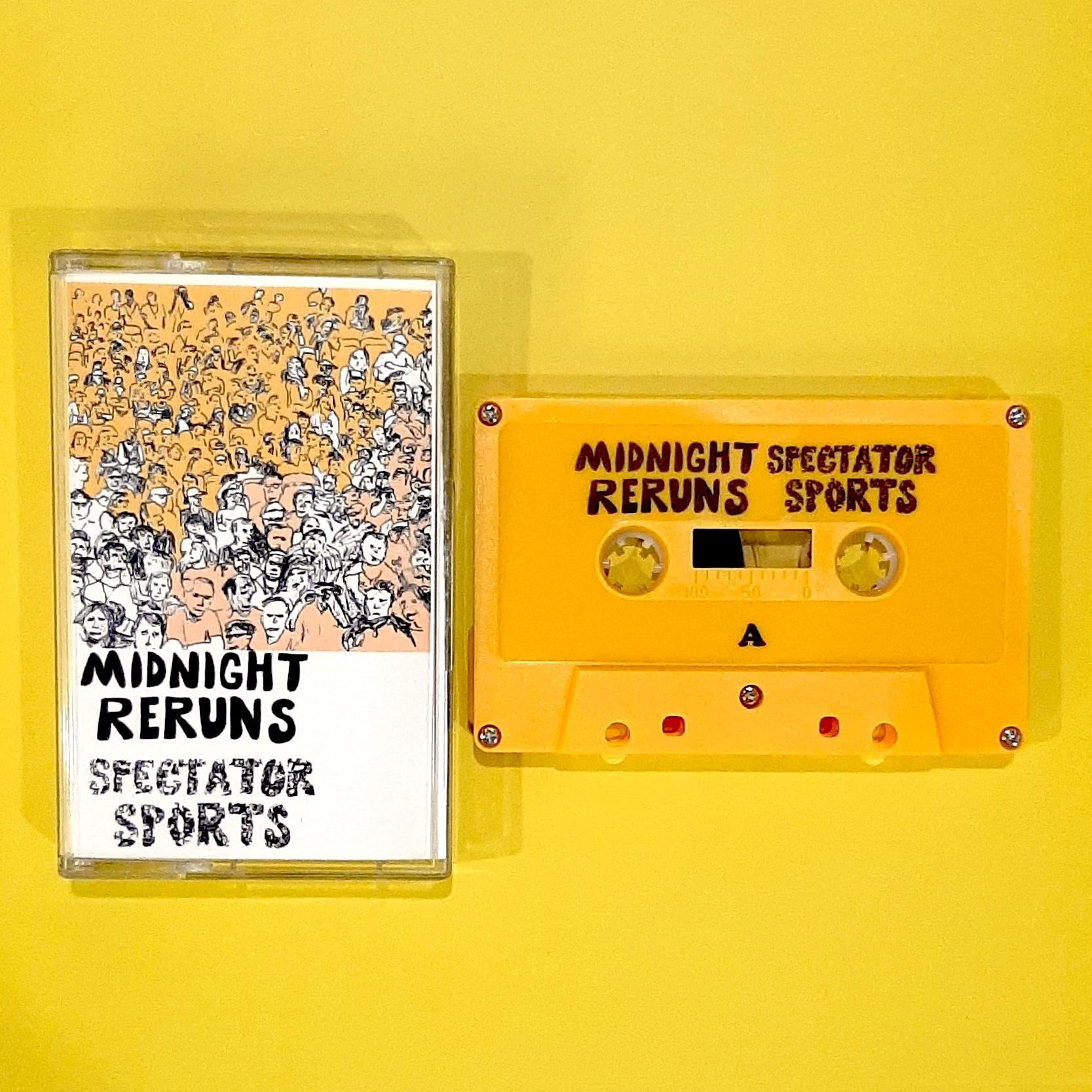 Midnight Reruns - Spectator Sports (Forged Artifacts)