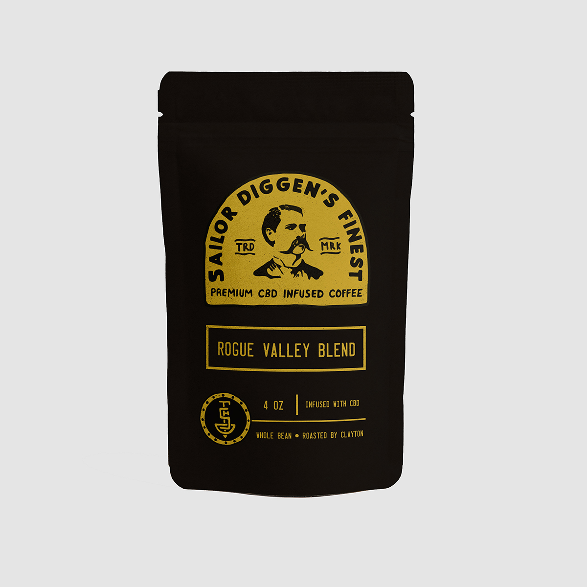 Sailor Diggens Finest Whole Bean Coffee