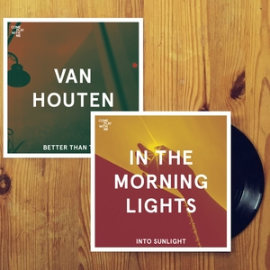 CPWM017 VAN HOUTEN 'BETTER THAN THIS' / IN THE MORNING  LIGHTS 'INTO SUNLIGHT'