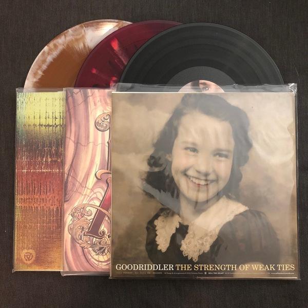 STHR Vinyl Bundle
