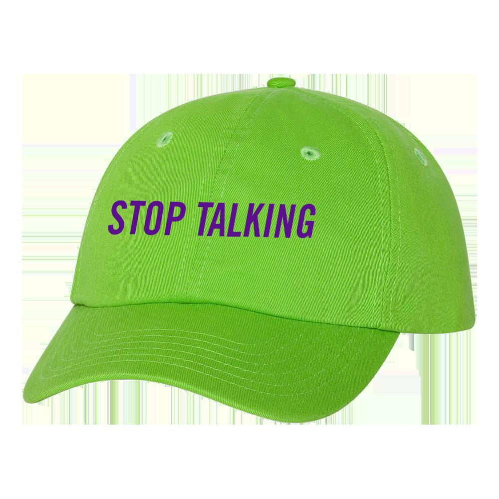 Miya Folick Stop Talking Hat