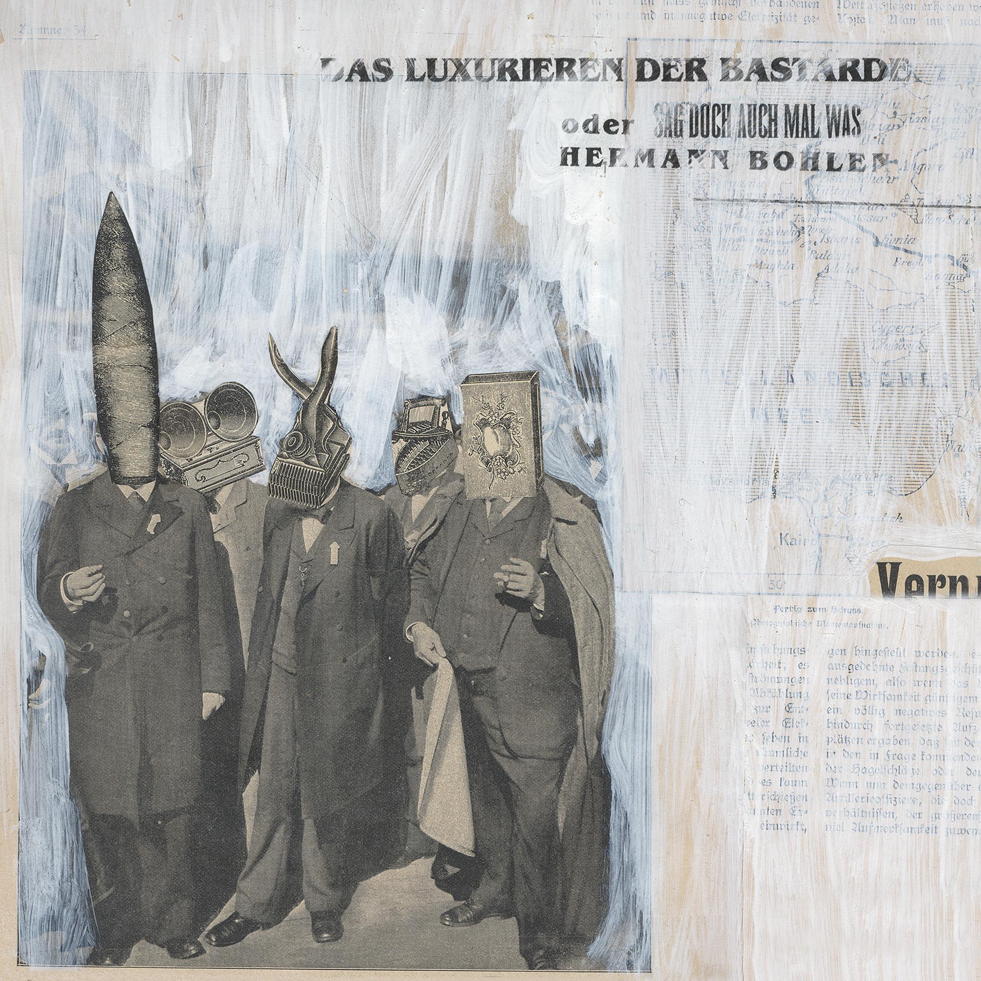 Hermann Bohlen - Das Luxurieren der Bastarde