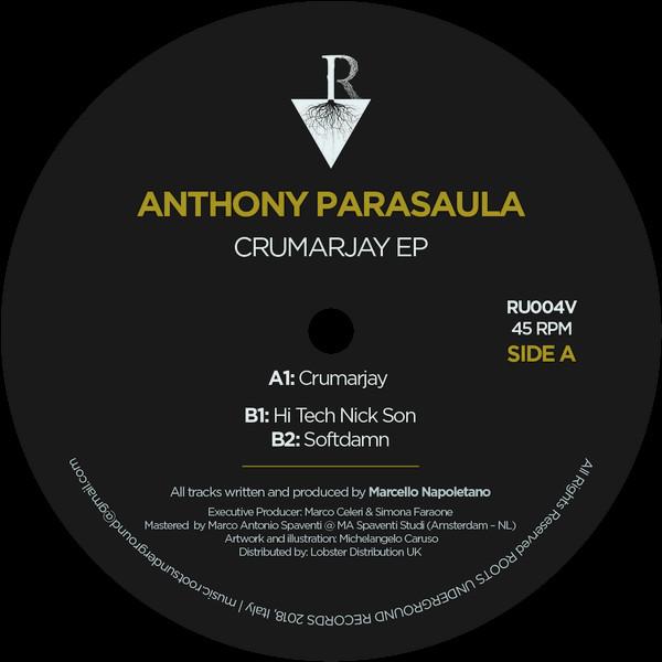 Anthony Parasaula – Crumarjay EP (Roots Underground)