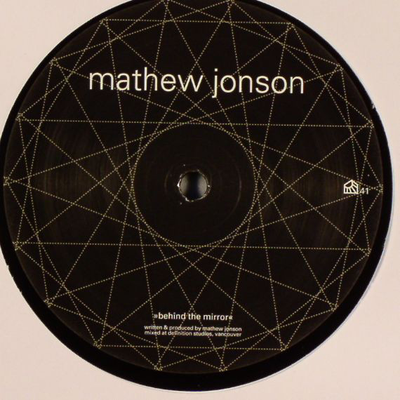 Mathew Jonson ‎– Behind The Mirror (Sub Static)