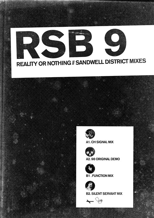 Reality Or Nothing ‎– Sandwell District Mixes (RSB)