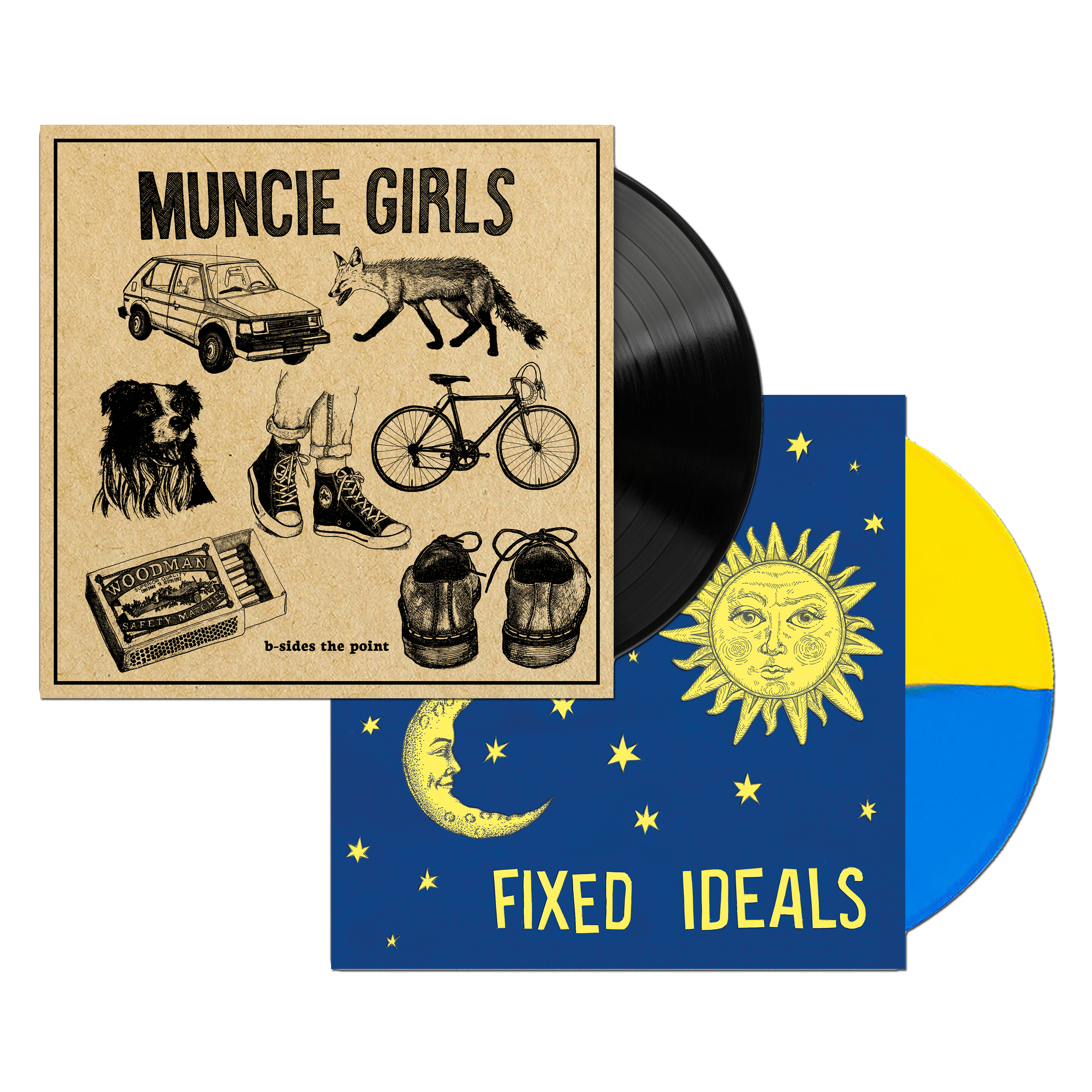 Muncie Girls - B-Sides The Point 12