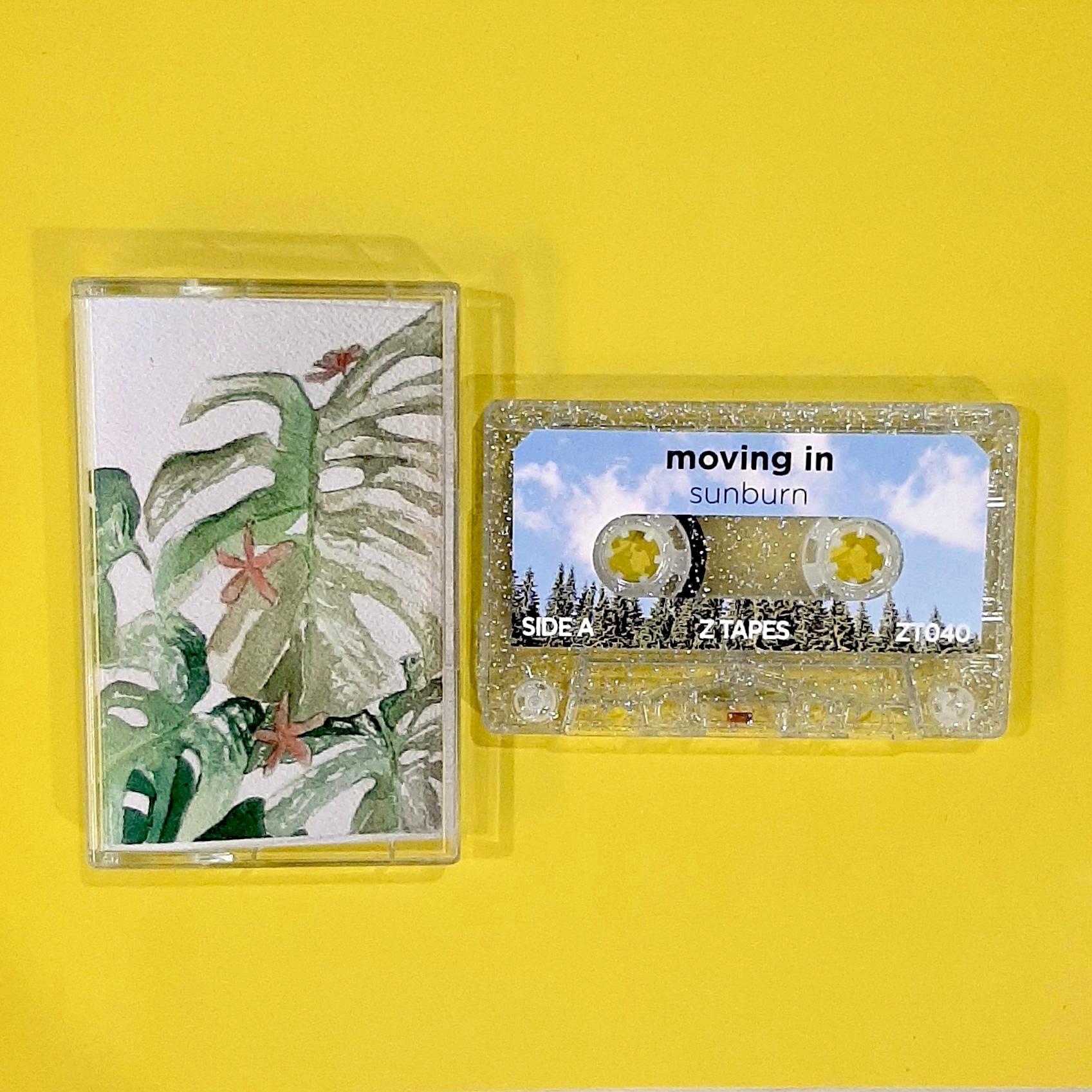 moving in - sunburn (Z Tapes)