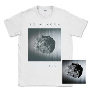 BO NINGEN – B.C 7� (clear vinyl) + T-Shirt