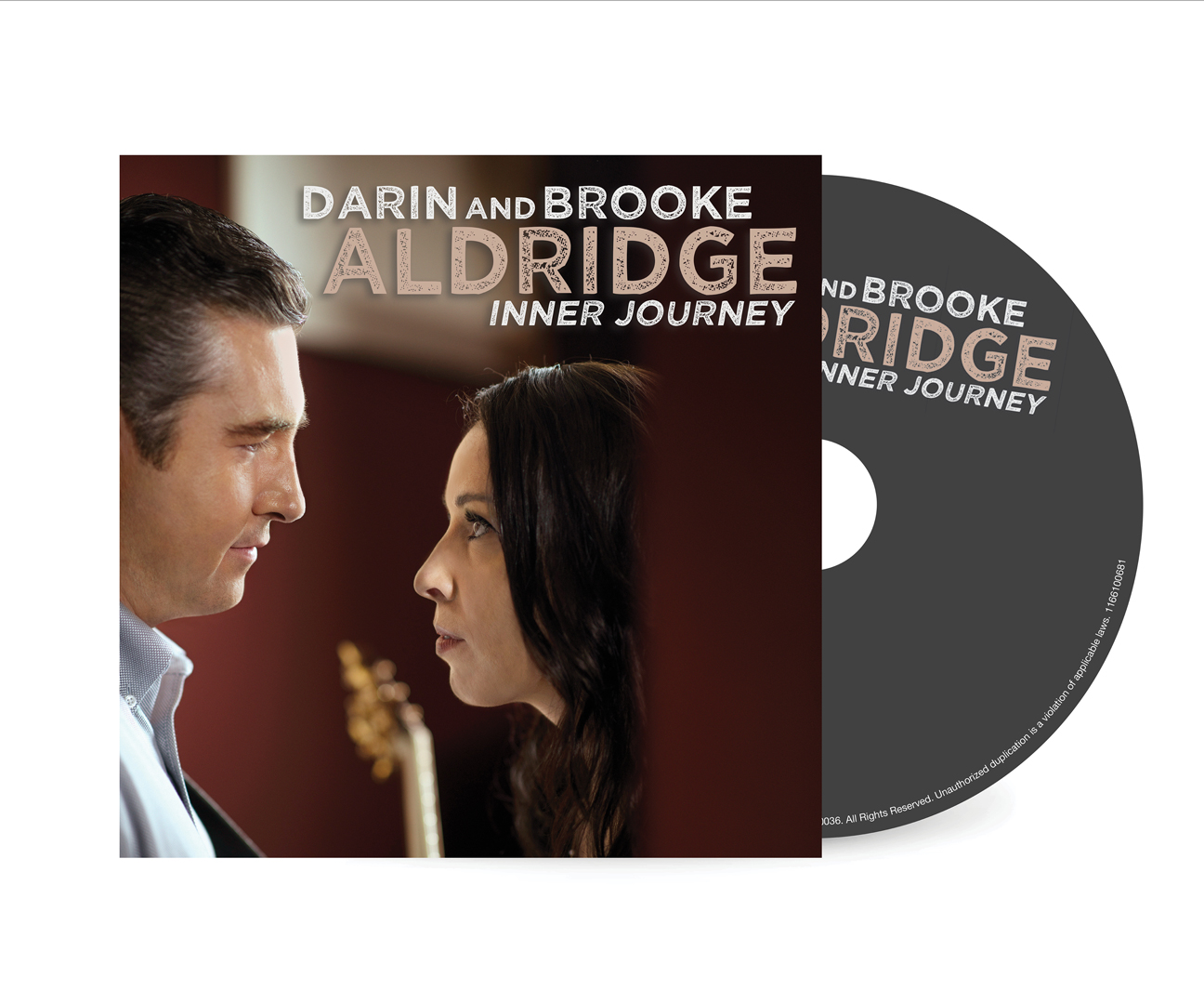 "Darin & Brooke Aldridge ""Inner Journey"""