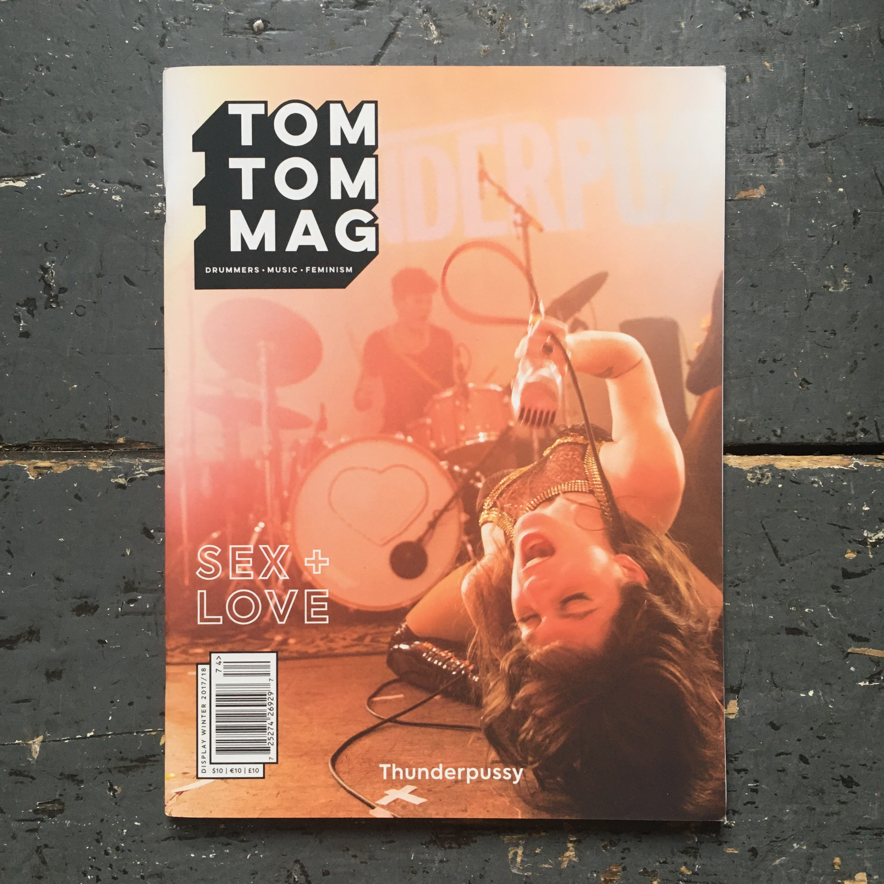TOM TOM MAG - drummers / music / feminist magazine