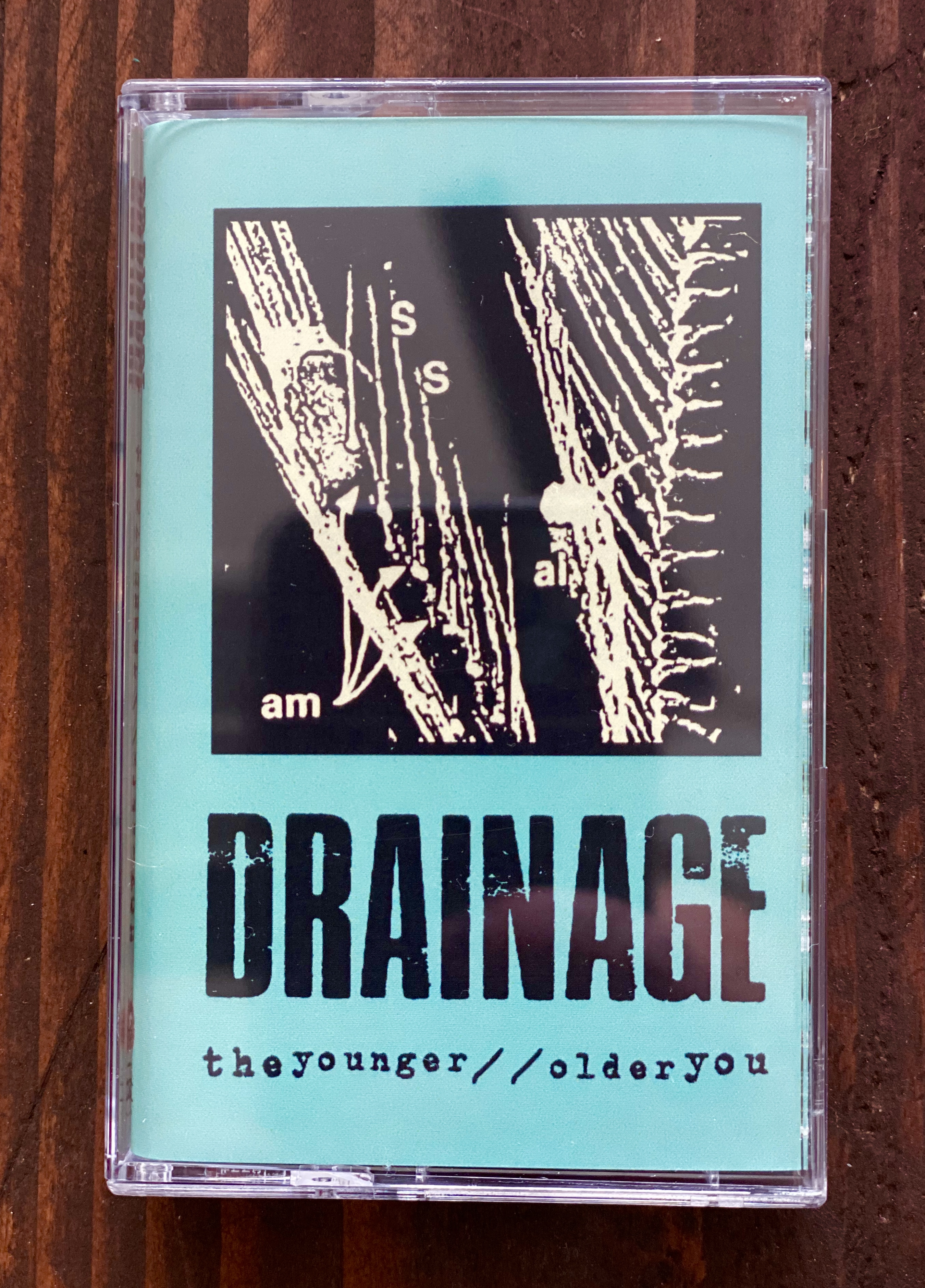 Drainage - The Younger // Older You cassette
