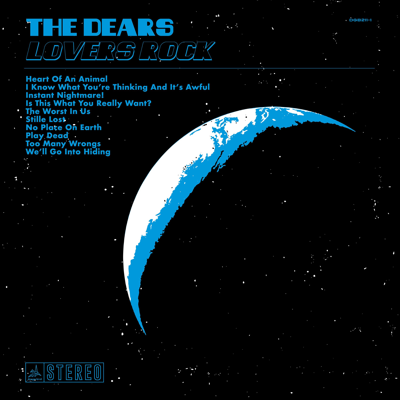 The Dears - Lovers Rock - Digital + Shirt + Poster Bundle
