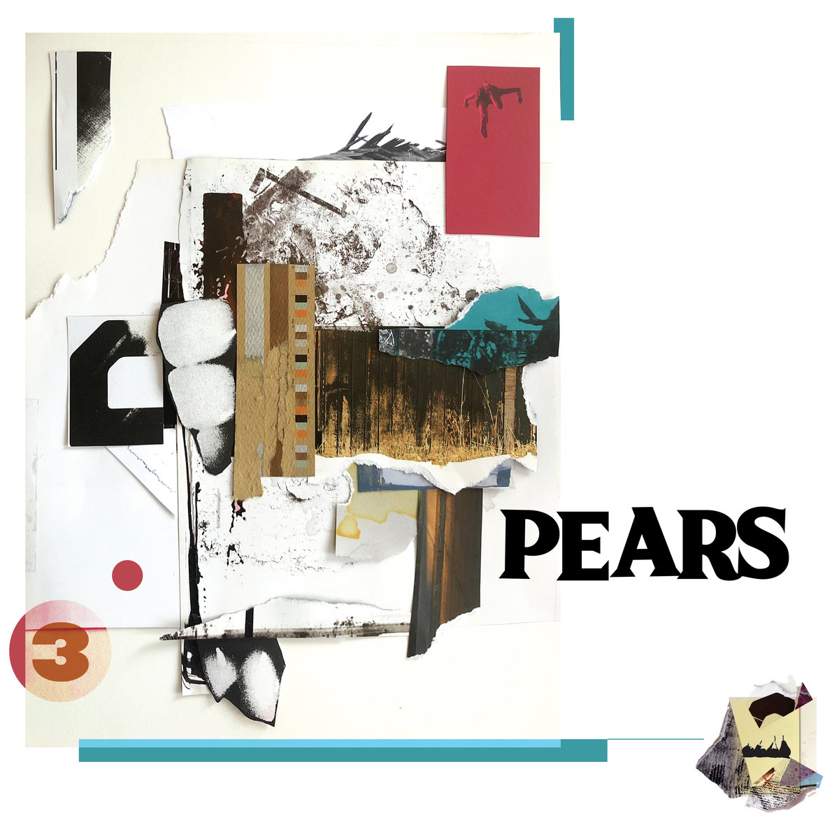 Pears - s/t LP