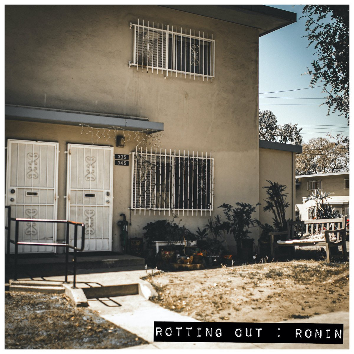 Rotting Out - Ronin LP
