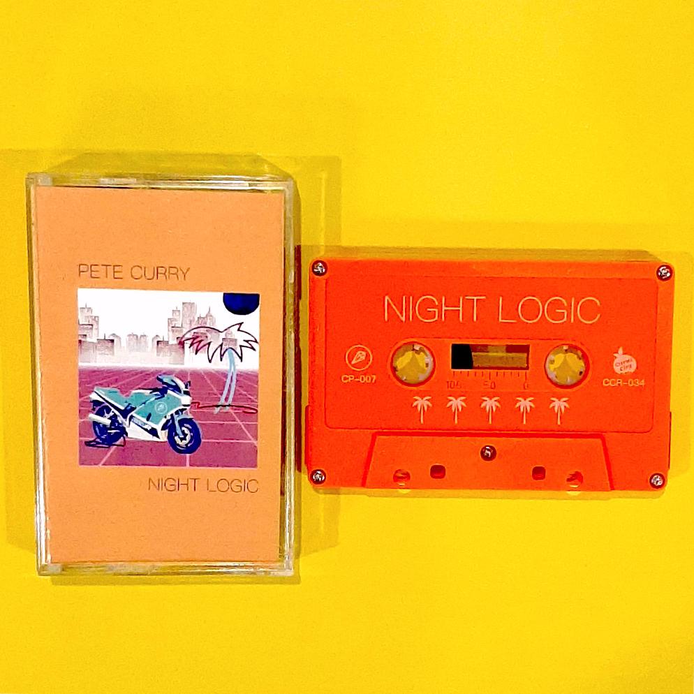 Pete Curry - NIGHT LOGIC (Citrus City Records)