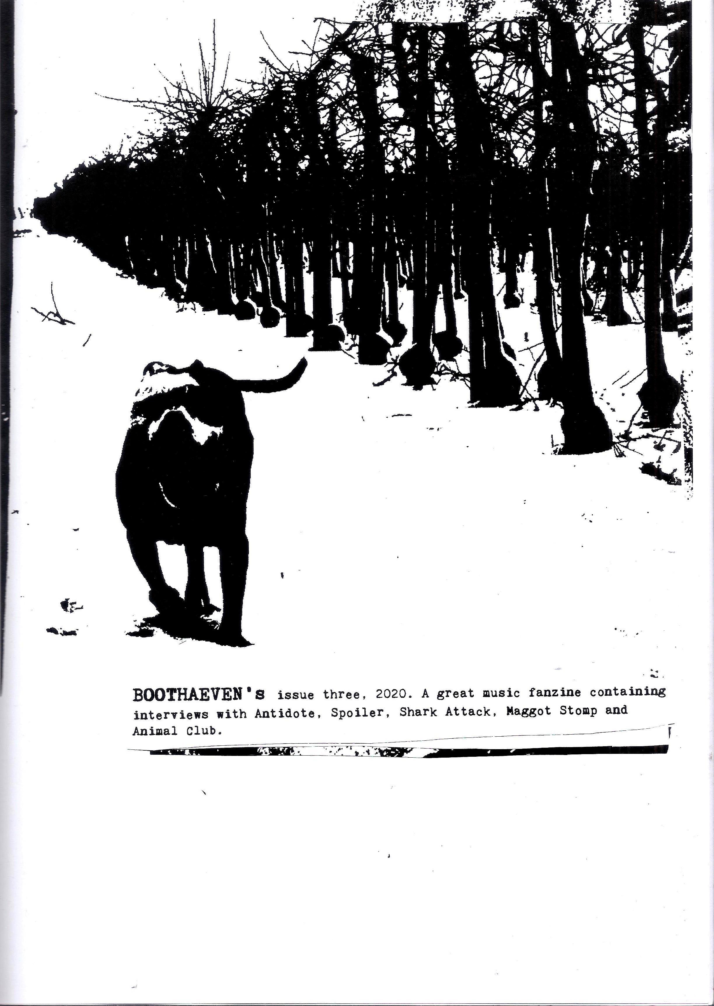 Boothaeven's #3 [Zine]