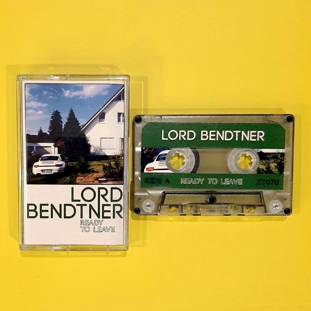 Lord Bendtner - Ready to Leave (Z Tapes)