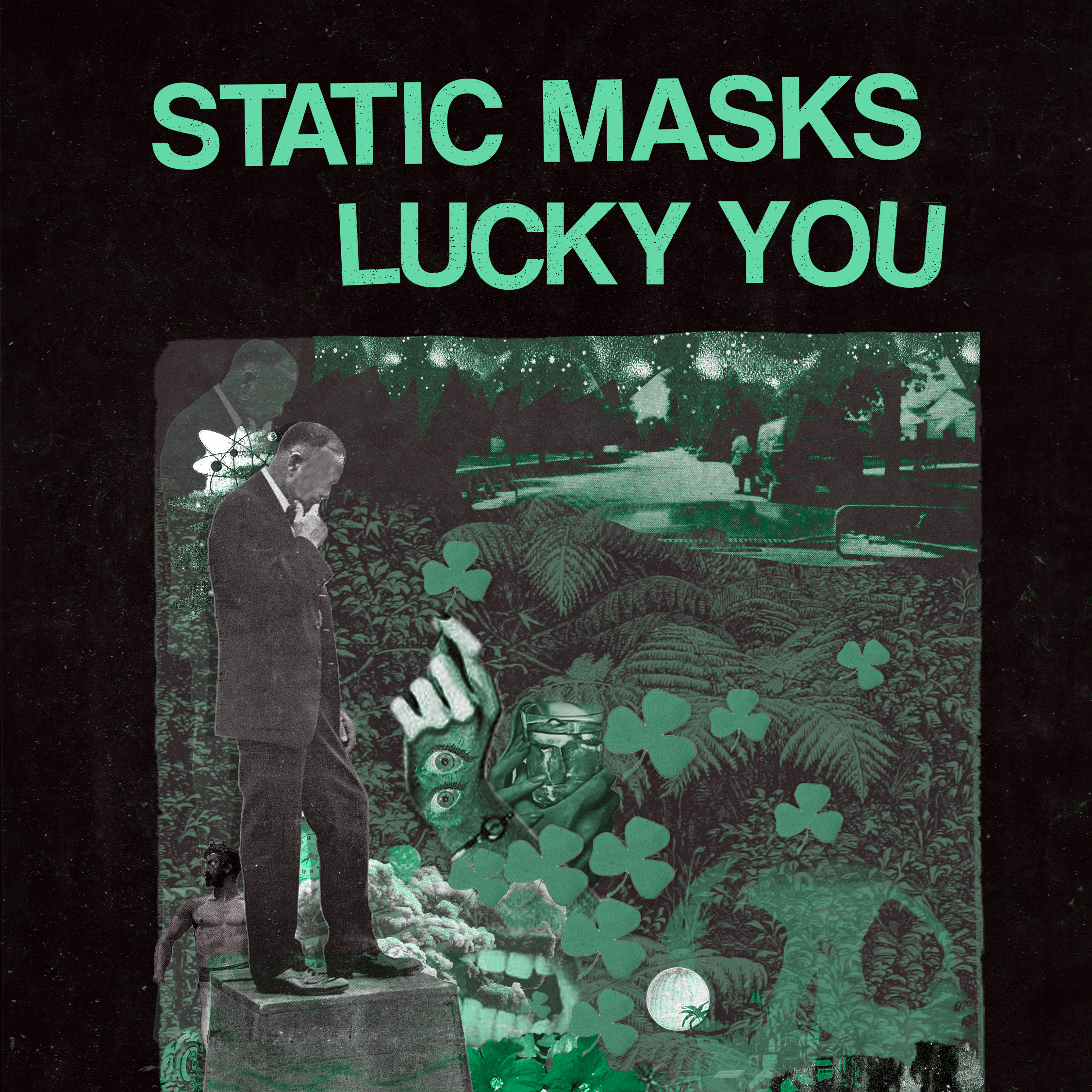 Static Masks ~ Lucky You