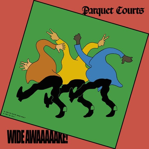 Parquet Courts - Wide Awake! LP