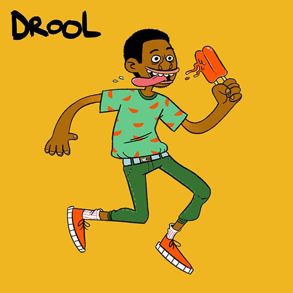 Nnamdi Ogbonnaya - Drool LP