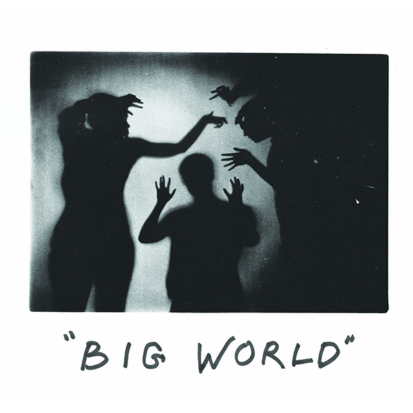 Happy Diving - Big World LP